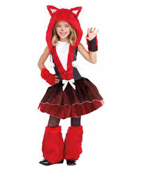 halloween fox foxy and sly kids halloween costume fox animal costume for girls