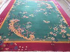 Nichols Chinese Rugs Chinese Traditional Persian Oriental Area Rugs Ebay