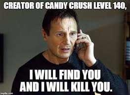 Creator Of Memes - i will find you and i will kill you memes imgflip
