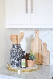 9 simple tips for styling your kitchen counters zdesign at home