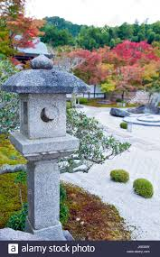 stone ornament in japanese garden stockfotos u0026 stone ornament in
