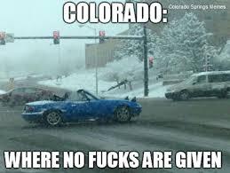Colorado Weather Meme - 20 hilarious colorado memes crazy spring edition westword