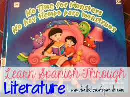 for the love of spanish learn spanish with books