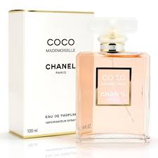 coco mademoiselle by chanel for eau de parfum