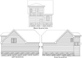 detached guest house plans detached guest house plan 29852rl architectural designs