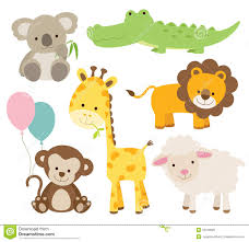 jungle baby shower clipart china cps