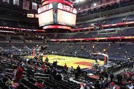 Verizon Center Washington Dc Map by Capital One Arena Section 102 Washington Wizards Rateyourseats Com