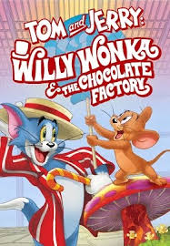 tom jerry willy wonka chocolate factory trailer