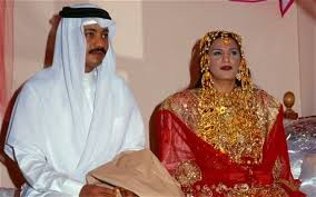 wedding dress qatar the veil of a qatari wedding telegraph