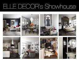 spread of the week elle decor u0027s designer visions showhouse