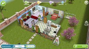 Sims Freeplay Beach House by 2016 Greenoid Gemzicle