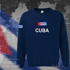 Kenya Flag Clothing Cuba Cuban Hoodies Men Sweatshirt Polo Sweat New Hip Hop