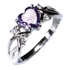 amethyst engagement rings engagement rings awesome engagement rings heart shaped amethyst