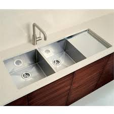 Kitchen Sinks With Drainboard by Blancoprecision 10 Double Bowl With Integral Drainboard 513 695