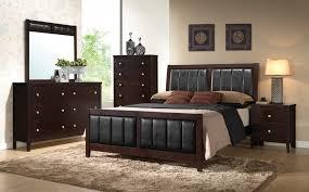 coaster bedroom set black and brown coaster bedroom set price busters