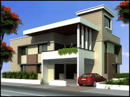 modern house plans with rear view u2013 modern house