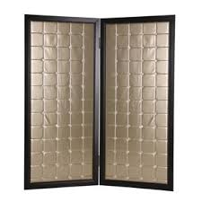 2 panel room divider wayfair
