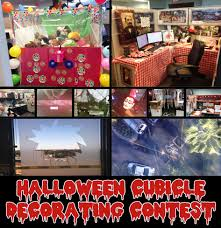 offices hosted cubicle decorating contests for halloween the rules