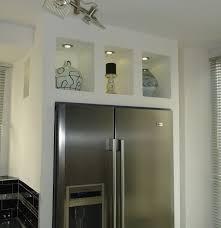 cuisine frigo americain encastrer réfrigérateur américain idées pour la maison