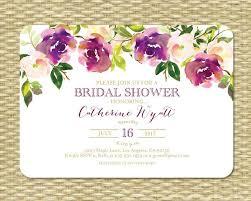 brunch bridal shower invites wedding shower invitation burgundy aubergine purple plum
