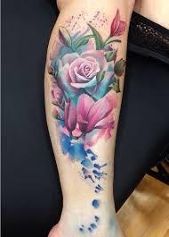 best 25 flower leg tattoos ideas on pinterest tattoos of