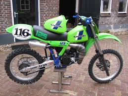 kawasaki motocross bikes for sale vintage bike ads