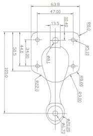 of four chrome legs for kitchen island or cabinets fl2020 chr r