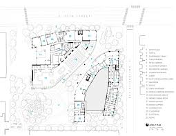 Art Studio Floor Plans Gallery Of University Of Chicago Campus North Residential Commons