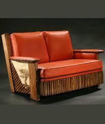 cody molesworth loveseat rustic artistry