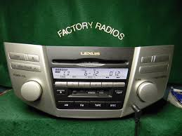 lexus gs nakamichi aux modified radios factory radio service car factory radio