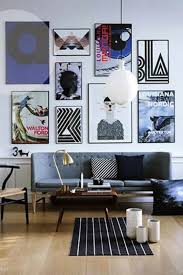 art pictures for living room to master the mix and match art wall