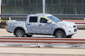 renault alaskan vs nissan navara mercedes benz glt trade ute readies for reveal