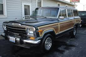 wagoneer jeep 2015 1991 jeep grand wagoneer information and photos zombiedrive