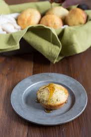 rosemary maple cornbread muffins thanksgiving