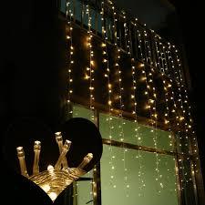 curtain lights 9 8ft x 9 8ft 300led window string lights for