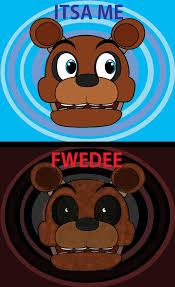 Weegee Meme - itsa me fwedee weegee meme by spagooties on deviantart
