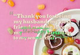sweet 50 birthday wishes and messages for husband from