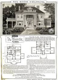 American House Floor Plan Architectures Modern American Foursquare House Plans Top House