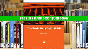 download the regis study skills guide frank walsh for kindle
