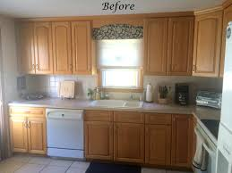 free old oak kitchen cabinet update updating old oak kitchen