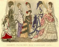 godey s fashions le follet fashion plates and costume plates history 5 godeys
