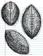 football sketch stock photos freeimages com