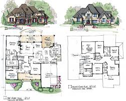 Custom Home Plan Home Design Miramonte Design Studio
