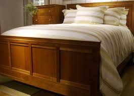 wood bed frame furniture can do wonders for your interiors