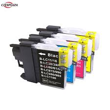 brother printer mfc j220 resetter cissplaza 4pk ink cartridges lc39 lc985 compatible for brother mfc
