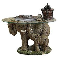 jaipur elephant festival coffee table you should see this elephant s majesty coffee table in gray on daily