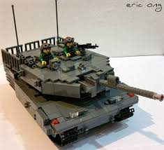 lego army tank leopard 2sg mbt lego lego military and lego vehicles