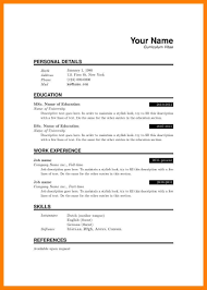 Pages Resume Templates Hvac Resume Examples Resume Format Download Pdf Resume Template