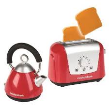 Red Polka Dot Kettle And Toaster Toy Kitchen Sets Target