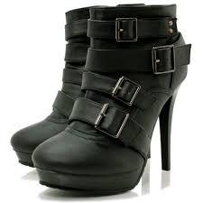 womens black biker boots 26 model ankle biker boots for women sobatapk com